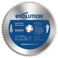 "EVOLUTION TCT 14"" STEEL-CUTTING SAW BLADE 14BLADEST"