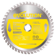 "EVOLUTION TCT 7"" STAINLESS STEEL-CUTTING SAW BLADE"