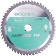 "EVOLUTION TCT 7"" ALUMINUM-CUTTING SAW BLADE"