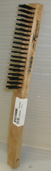 "ANCHOR WIRE BRUSHES - QTY OF 1 - 13"" x 2"" x 1"""