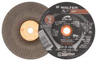 "WALTER GRINDING WHEELS 4.5""x1/4""x5/8"" -QTY/20- 08-B-450"