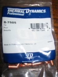 THERMAL DYNAMICS 8-7505 PLASMA TIP - QTY 10