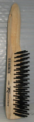 "ANCHOR WIRE BRUSHES - QTY OF 1 - 10"" x 2"" x 1"""