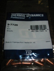 THERMAL DYNAMICS 9-7726 TIP - QTY 10