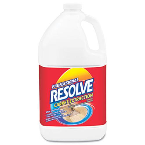 Professional RESOLVE Carpet Extraction Cleaner, 1gal Bottle (REC 97161)