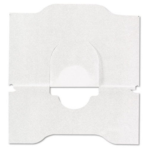 """Scott Personal Seats Sanitary Toilet Seat Covers, 15"""" x 18"""", 125/Pack (KCC 07410)"""