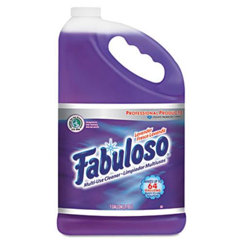 Fabuloso All-Purpose Cleaner, Lavender Scent, 1gal Bottle, 4/Carton (CPC 04307)