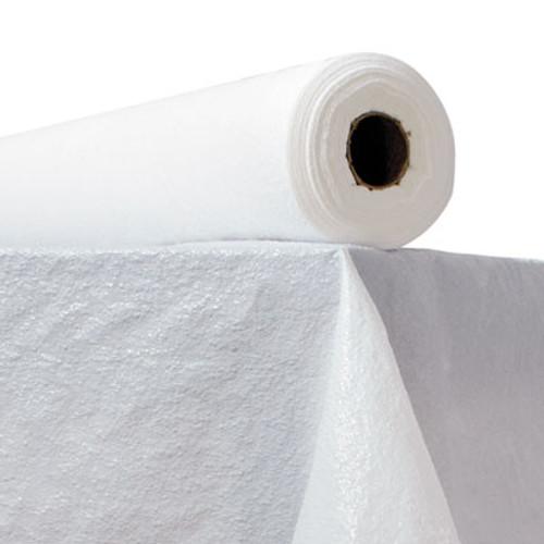 """Atlantis Plastics Plastic Table Cover, 40"""" x 300ft, White (ATL 2TCWPBL)"""