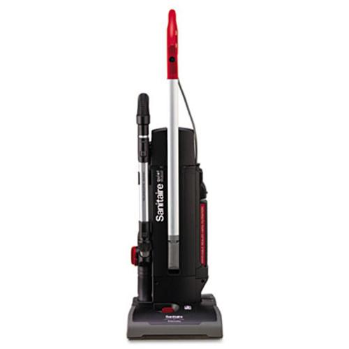 Sanitaire Quiet Clean 2 Motor Upright Vacuum, Red (EUR 9180)