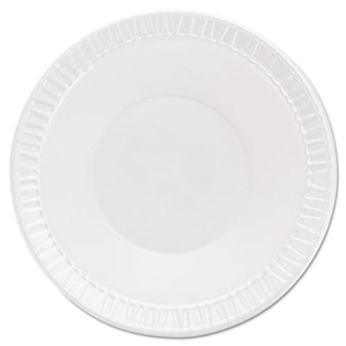 Dart Quiet Classic Laminated Foam Dinnerware, Bowls, 5-6 Oz, White, Round, 125/Pack (DCC 5BWWQ)