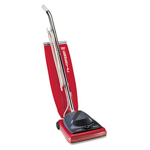 Sanitaire Vacuum with Vibra-Groomer II, 16lb, Red (EUR 684)
