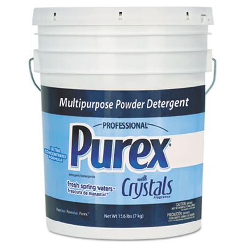 Purex Dry Detergent, Original Fresh Scent, Powder, 15.6 lb. Pail (DIA 06355)