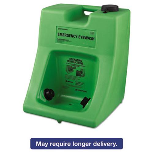 Honeywell Fendall Porta Stream II Eye Wash Station with Water Additive (FND 320002300000)