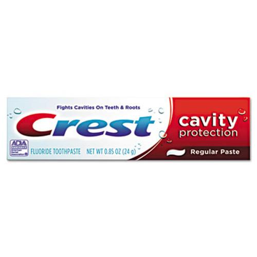Crest Toothpaste, Personal Size, 0.85oz Tube, 240/Carton (PGC 30501)