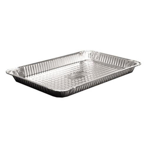 "Handi-Foil of America Steam Table Aluminum Pan, Full-Size, 1 5/8"" Shallow, 50/Carton (HFA 402170)"