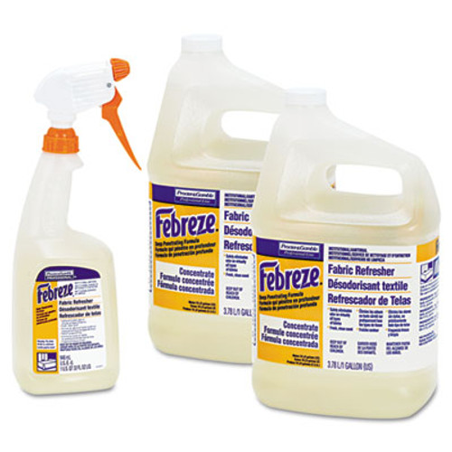 Febreze Professional Fabric Refresher Deep Penetrating, 5X Concentrate, 1gal, 2/Carton (PGC 36551)