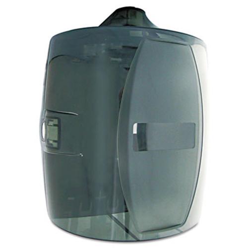 2XL Contemporary Wall Mount Dispenser, Smoke Gray (TXL L80)