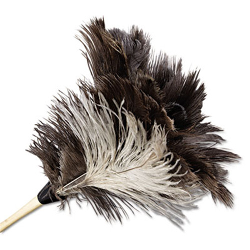 """Boardwalk Professional Ostrich Feather Duster, 7"""" Handle (UNS 13FD)"""