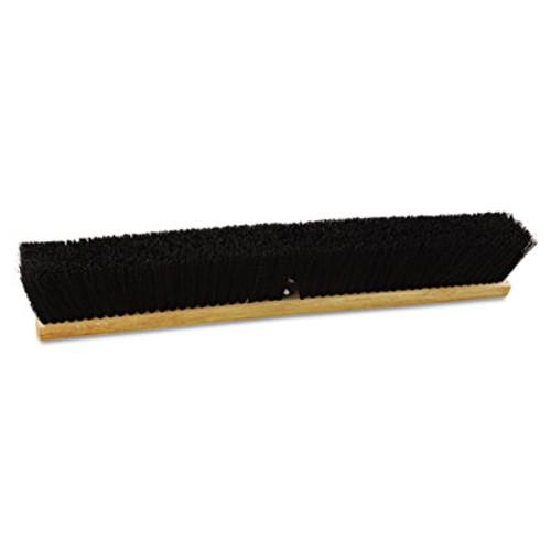 "Boardwalk Floor Brush Head, 24"" Wide, Polypropylene Bristles (BWK 20624)"