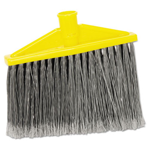 "Rubbermaid Commercial Replacement Broom Head, 10 1/2"", 12/Carton (RCP 6397)"