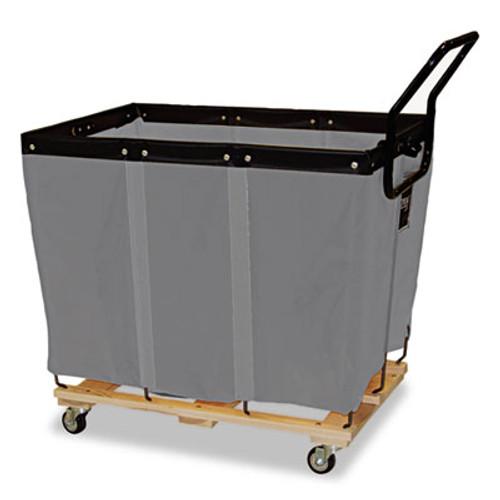 Royal Basket Trucks Basket Truck Handle, 5 x 17, Steel, Black (RBT R00-BKX-HNN)