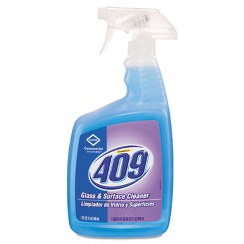 Formula 409 Glass & Surface Cleaner, Spray, 32 oz, 9/Carton (CLO35293CT)
