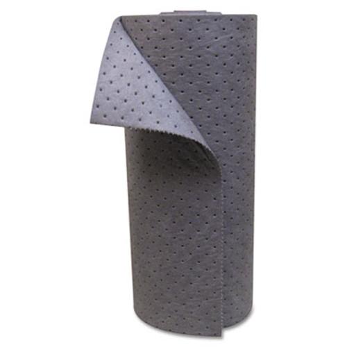 Anchor Brand Universal Sorbent-Pad Roll, 30w x 120ft, Gray (ANR AB-BRU120)