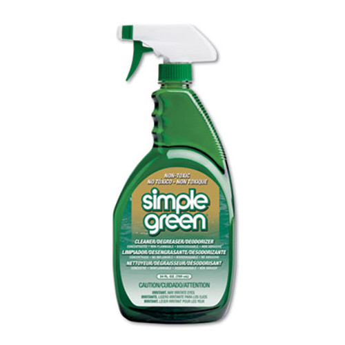 Simple Green Industrial Cleaner and Degreaser 13006