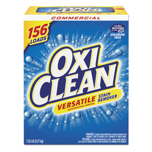 OxiClean Versatile Stain Remover, Regular Scent, 7.22 lb Box, 4/Carton (CDC5703700069CT)