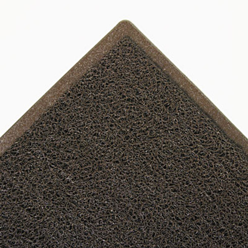 3M Dirt Stop Scraper Mat, Polypropylene, 36 x 60, Chestnut Brown (MMM34839)
