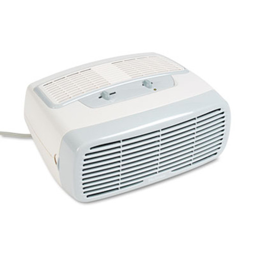 Holmes 3 Speed Desktop Air Purifier, Carbon Filter, 110 sq ft Room Capacity (HLSHAP242NUC)