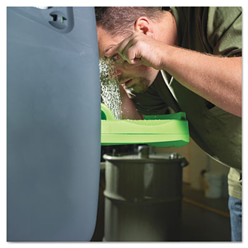 Honeywell Fendall 2000 Portable Eye Wash Station, 15 1/2 x 34 3/4 x 17 1/2, 6.87 gal (FND320020000000)