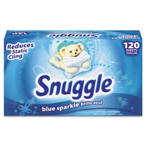 Snuggle Fabric Softener Sheets, Fresh Scent, 120 Sheets/Box, 6 Boxes/Carton (DVOCB451156)