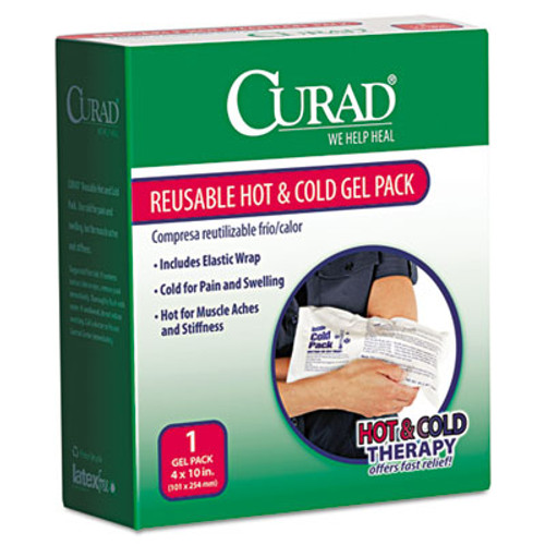 Curad Reusable Hot & Cold Pack, w/Protective Cover (MIICUR959)