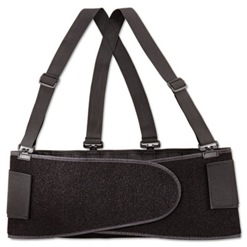 Allegro Economy Back Support Belt, Medium, Black (ALG717602)
