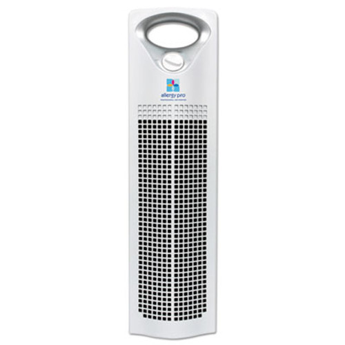 Allergy Pro AP200 True HEPA Air Purifier, 212 sq ft Room Capacity, Three Speeds (IONAPRO200)