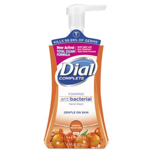 Dial Antibacterial Foaming Hand Wash, Sea Berries, 7.5 oz Pump Bottle (DIA12014EA)