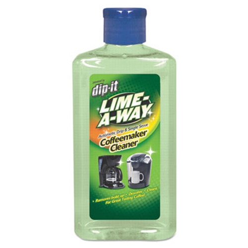 LIME-A-WAY Dip-It Coffeemaker Descaler and Cleaner, 7 oz Bottle, 8/Carton (RAC36320CT)