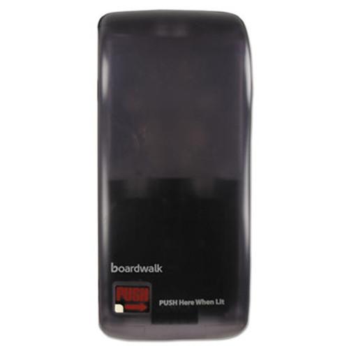 "Boardwalk Rely Hybrid Foam Soap Dispenser, 900 mL, Black Pearl, 12""x5.5""x4"" (BWKSHF900SBBW)"
