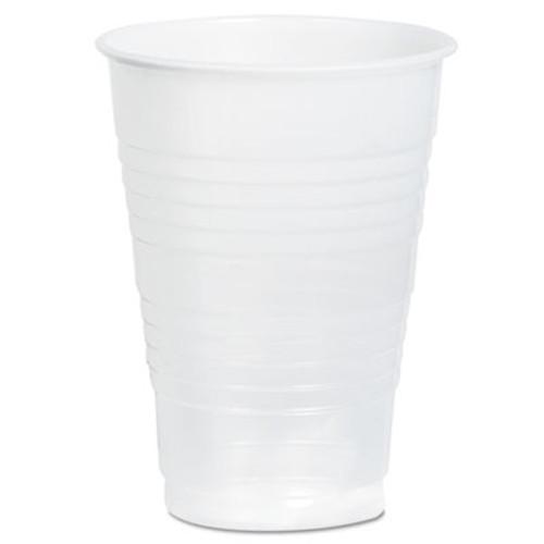 Dart Conex Galaxy Polystyrene Plastic Cold Cups, 12oz, 1000/Carton (DCCY12T)
