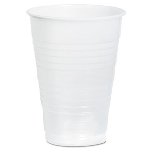 Dart Conex Galaxy Polystyrene Plastic Cold Cups, 12oz, 50/Pack (DCCY12TPK)
