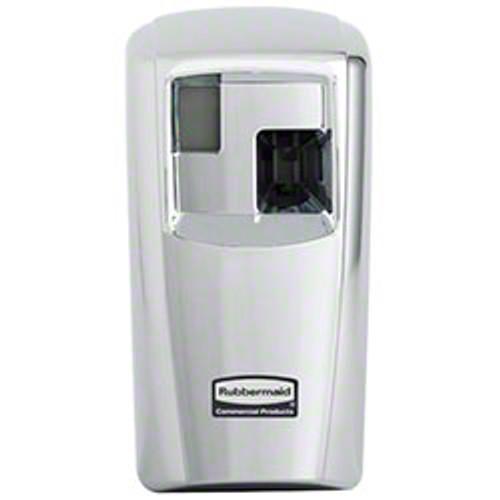 Rubbermaid Microburst 3000 LCD Dispenser - Chrome