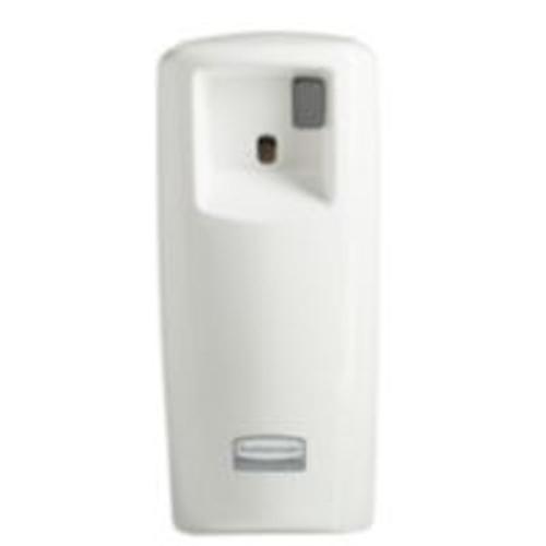 Rubbermaid Standard Aerosol LCD Dispenser - White