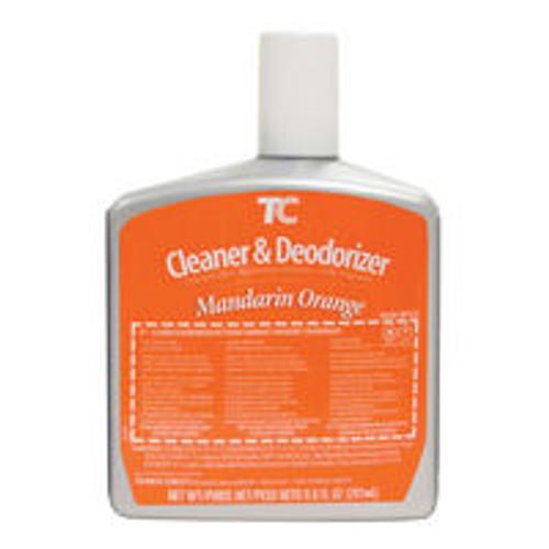 Rubbermaid AutoClean Mandarin Orange Cleaner & Deodorizer Refills (Case of 6)