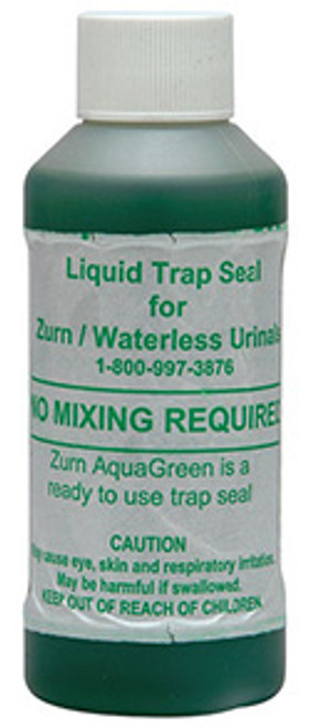 Zurn Z5795 Waterless Urinal 4oz AquaGreen Sealant Refill