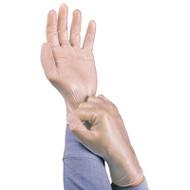 AnsellPro Dura-Touch 5 mil PVC Disposable Gloves, Medium, Clear, 100/Box (ANS 34725M)