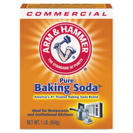 Arm & Hammer Baking Soda, 1lb Box, 24/Carton (CDC 33200-84104)