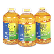 Pine-Sol All-Purpose Cleaner, Lemon, 144 oz, 3 Bottles/Carton (CLO 35419)