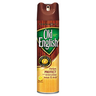 OLD ENGLISH Furniture Polish, 12.5oz Aerosol, 12/Carton (REC 74035)