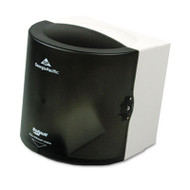 Georgia Pacific Professional Center Pull Hand Towel Dispenser, 10 7/8w x 10 3/8d x 11 1/2h, Smoke (GPC 582-01)